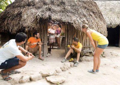 coba-mayan-village
