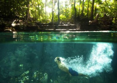 emotions-swimming-cenote