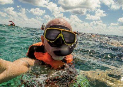 snorkel-pelon