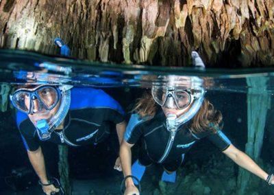 snorkeling-cenote