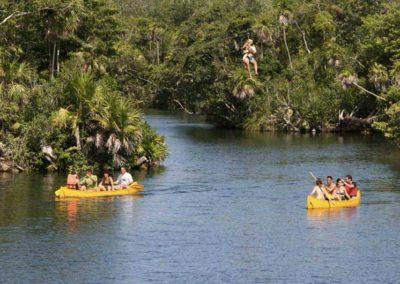 Tankah Cenotes