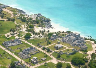 tulum-aereal-view