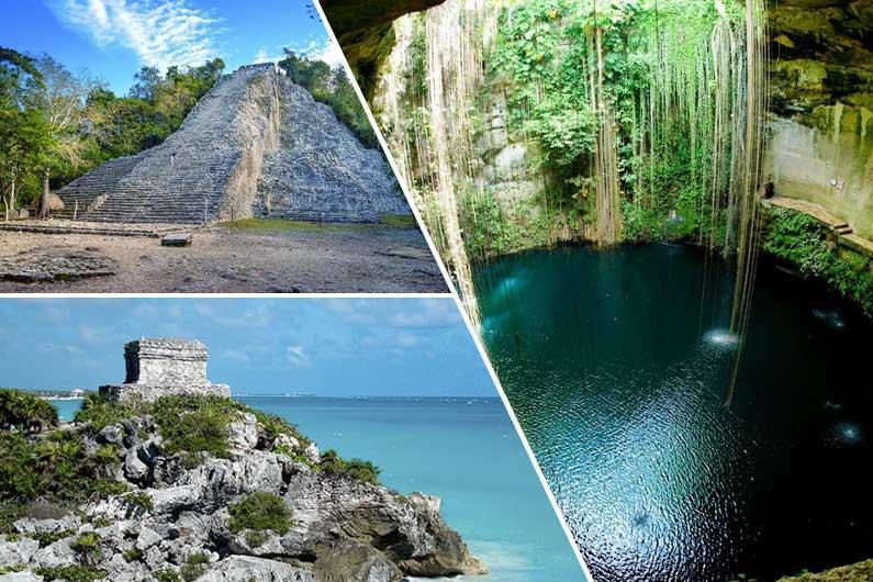 Tulum – Coba – Cenote