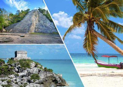 Tulum – Coba – Playa Paraíso