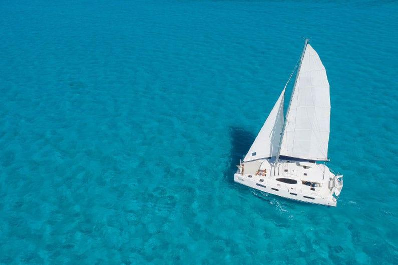 Exclusive Sailing Isla Mujeres